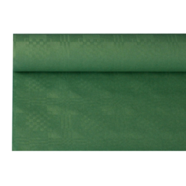 Tafelkleed Damast Papier Groen