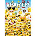 Emoji Uitnodigingskaarten