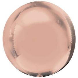 Rosé Goud Orbz Ballon