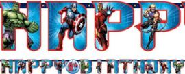 Mighty Avengers Letter Slinger