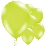 Ballonnen Baby Lime