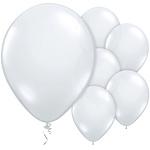 5 inch (12cm) ballonnen transparant