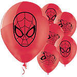 Spiderman Homecoming Ballonnen