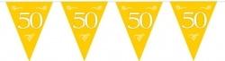 Vlaggenlijn 50 Jaar Goud