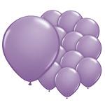 5 inch (12cm) ballonnen lavendel