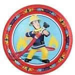 Brandweerman Sam Eetbord