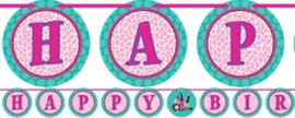 Sparkle Spa Party Letterslinger