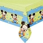 Mickey Mouse 1st Birthday Tafelkleed