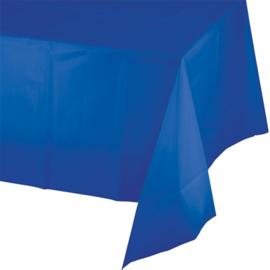 Papieren Tafelkleed Donker Blauw