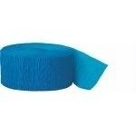 Crepe Streamer Hemel Blauw