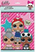 L.O.L. Suprise Dolls Party Bag