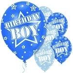 Ballonnen Birthday Boy