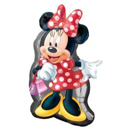 Minnie Mouse Supershape XL Folie Ballon
