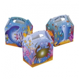 Party box under the sea