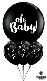 Oh Baby  Ballonnenboeket