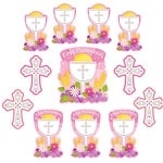 Communion Pink Cutouts