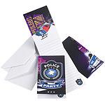 Police Uitnodigingskaarten