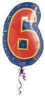 Folie  ballon 6