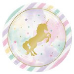 Unicorn Sparkle Lunch borden