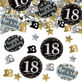 Confetti 18 Gold Sparkling Celebration