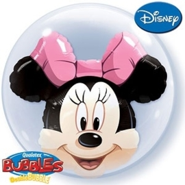 Minnie Mouse Bubble Ballon