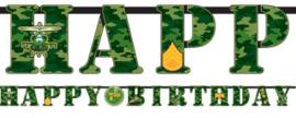 Camouflage  Letterslinger
