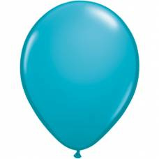 16 inch (40cm) ballonnen turquoise