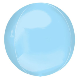Pastel Blauw Orbz Ballon