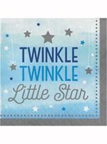 Twinkel Twinkel Little Star Servetten