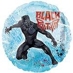 Black Panter Folie Ballon