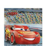 Disney Cars 3 Servetten