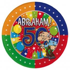 Bord Abraham Explosion