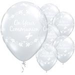 Ballon On Your Communion Ballon