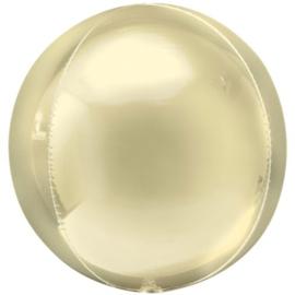 Geel Goud Orbz Ballon