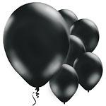 Ballonnen Donker Zwart