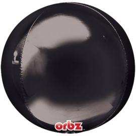 Zwart Orbz Ballon