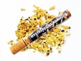 Confettie Kanon Goud