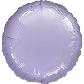 Folieballon rond lavendel