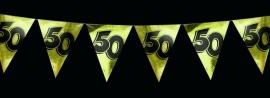 Vlaggenlijn  50 jaar getrouwd