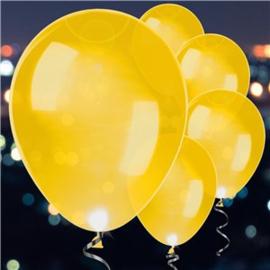 Led Ballonnen Goud