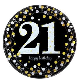 21 Gold Celebration