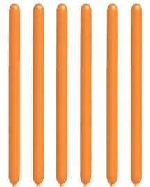 Modeleerballonnen oranje