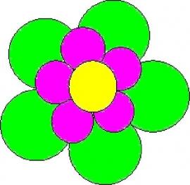 11 Ballonnen bloem