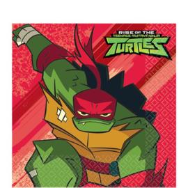 Rise of Teenage Mutant Ninja Turtles Servetten