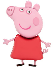 Peppa Pig Airwalker Folie Ballon