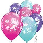Magical Mermaid Ballonnen