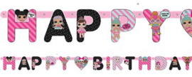 L.O.L. Suprise Dolls Party Banner