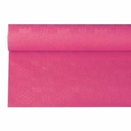 Tafelkleed Damast Papier Fuchsia