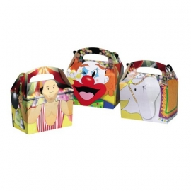 Party box circus