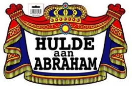 Kroonschild Abraham hulde